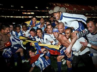 FC Porto favorito ao bicampeonato