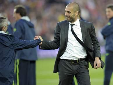 O pleno de triunfos de Guardiola