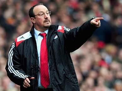 Rafael Benitez confirmado como sucessor de Mourinho