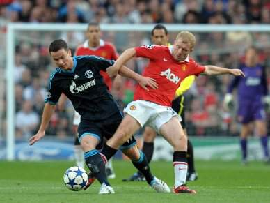 Três golos em menos de 10 minutos em Old Trafford