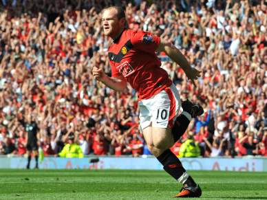 Rooney ideal para esquecer Ronaldo