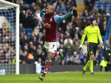 Aston Villa arranca empate ao Chelsea