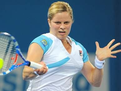 Clijsters vence Henin na final