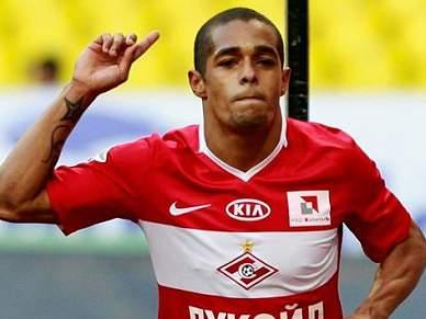 Welliton dá vitória ao Spartak de Moscovo