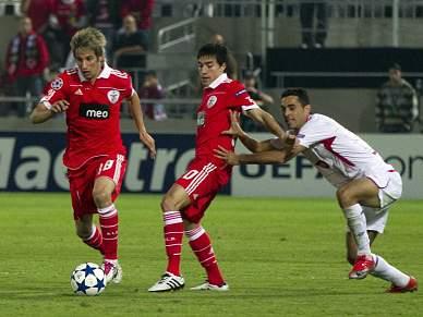 Benfica perde o triplo dos jogos fora