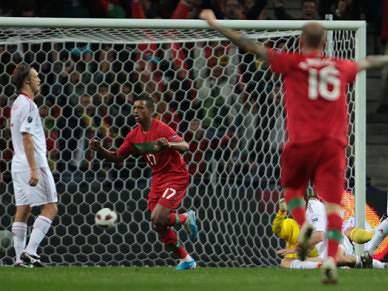 Portugal volta a vencer a Dinamarca 10 anos depois