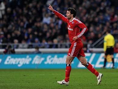 Hamburgo nega saída de van Nistelrooy