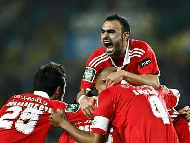 Benfica goleia Sporting e segue para a final