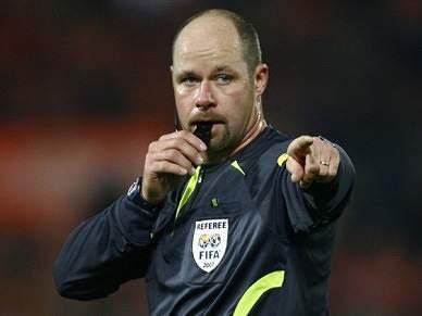 Sueco Martin Hansson dirige FC Porto-Arsenal