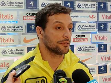 «Sentimos falta do primeiro lugar», confessa André Azevedo
