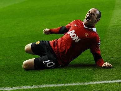Manchester United segue imparável