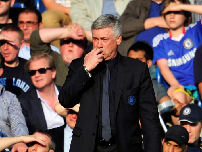 Ancelotti deve ser apresentado sexta-feira