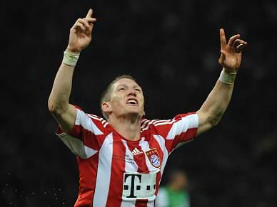 Real Madrid segue Schweinsteiger