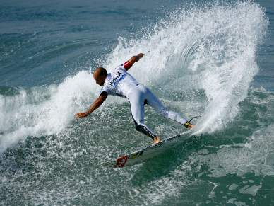 Kelly Slater vence Rip Curl Pro Portugal