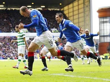 Dérbi escocês dá empate