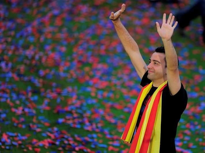 Cannavaro aposta em Xavi para a Bola de Ouro