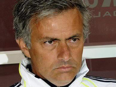 Estágio com saldo positivo para Mourinho
