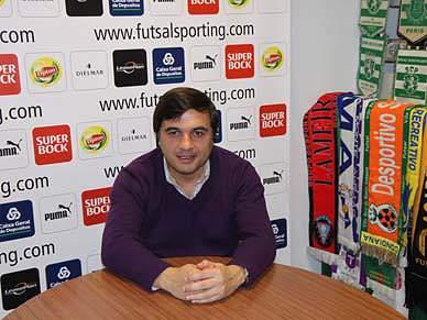 Paulo Fernandes no Benfica