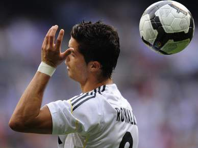 Cristiano Ronaldo lesionado falha jogo