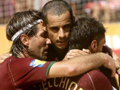 Portugal nas meias e qualificado para Mundial 2011