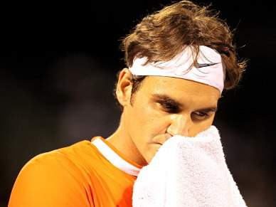 Federer eliminado em Miami