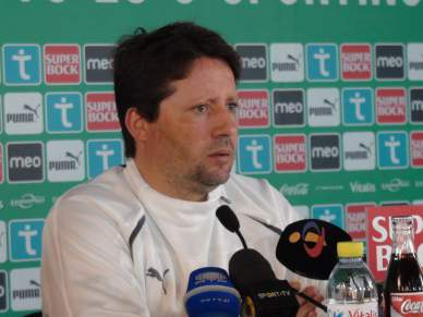 «Nunca diria que não ao convite do Sporting»