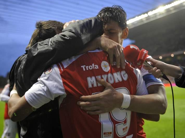 Vitória do Chelsea coloca Sporting de Braga no