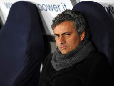 José Mourinho mantém-se em silêncio e diz temer represálias