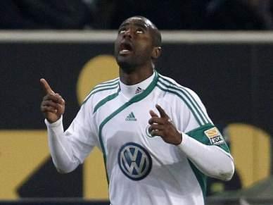 Grafite dá vitória ao Wolfsburgo