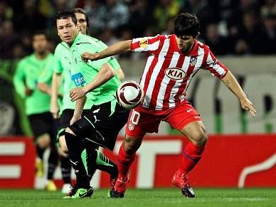 Imprensa espanhola destaca noite de Aguero no empate em Alvalade