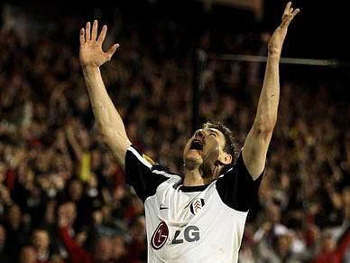 Fulham vence Hamburgo e está na final