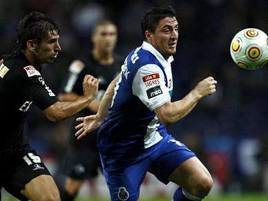 FC Porto é a equipa que menos faltas sofre