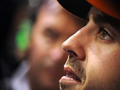 Fernando Alonso não atira a toalha ao chão