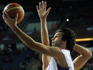 Milos Teodosic eleito jogador europeu do ano