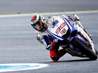 Lorenzo vence GP de Espanha