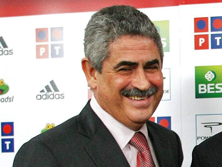 Benfica apoia Fernando Gomes