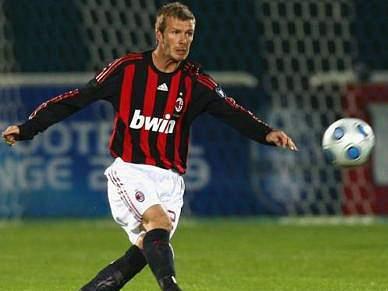 Beckham promete