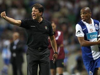 Paulo Sérgio não espera facilidades em Coimbra