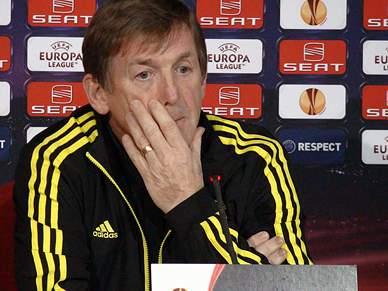 Dalglish espera Liverpool ao mais alto nível com o Braga