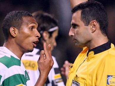 João Ferreira dirige Sporting-FC Porto