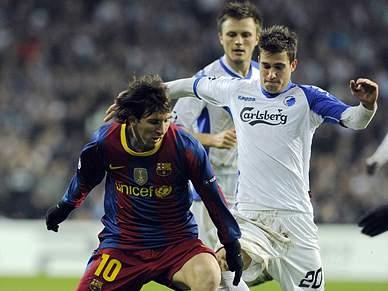 Barcelona empata mas mantém 1º lugar