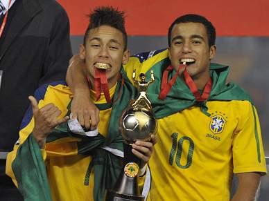 Brasil vence torneio e garante olímpicos com Uruguai