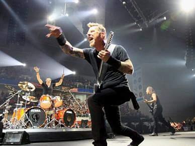 Metallica na Fórmula 1