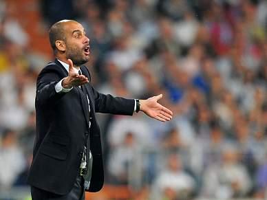Guardiola quer resolver contas do título