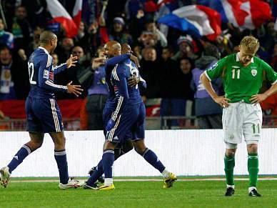 Irlanda pede para ser a 33.ª selecção, FIFA vai decidir