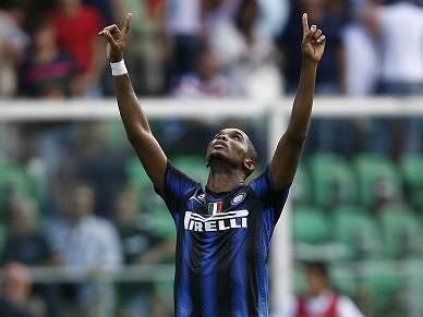 Inter faz reviravolta e vence Palermo