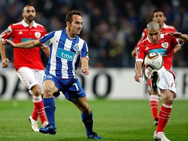 FC Porto e Benfica favoritos à final