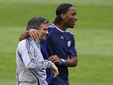 Mourinho quer Drogba