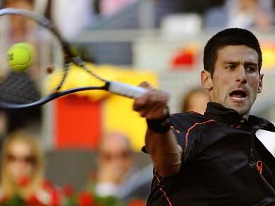 Djokovic em rota de colisão com Federer