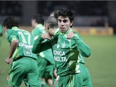 Paulo Machado titular no Toulouse